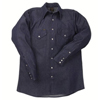 LAPCO 1000 Blue Denim Shirts LAP160-DS-18-L