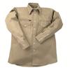 LAPCO 950 Heavy-Weight Khaki Shirts LAP 160-LS-20-L