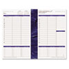 Franklin Covey FranklinCovey® Monticello Dated Weekly/Monthly Planner Refill FDP 3706214