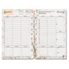 Franklin Covey FranklinCovey® Blooms® Dated Weekly/Monthly Planner Refill FDP 3544814