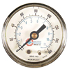 Coilhose Pneumatics Polycarbonate Case Gauges ORS 166-8800-160