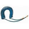 Coilhose Pneumatics Flexcoil® Polyurethane Air Hoses ORS 166-PR12-25B-B
