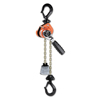CM Columbus McKinnon Series 602 Mini Rachet Lever Hoists ORS 175-0215