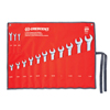 Cooper Hand Tools Crescent 14 Piece SAE Combination Wrench Sets, 12 Points, SAE ORS 192-CCWS4