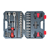 Cooper Hand Tools Crescent 84 Piece Mechanics Tool Sets ORS 192-CTK84CMP