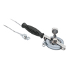 Cooper Hand Tools Lufkin Atlas Chrome Clad/Nubian Double Duty Gauging Tapes, 1/2 X 18, Single Side Tape ORS 182-CN129012SF5N