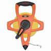Cooper Hand Tools Lufkin Hi-Viz® Orange Reel Fiberglass Tapes ORS 182-FE200D