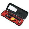 Cooper Industries Weller® Portasol Self-Igniting Soldering Iron, Soldering/Mini Blow/Hot Knife&Air Tips CTA 185-P2KC