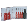 Cooper Industries Compact Convertible Hex Screwdriver Sets CHT 188-PS89