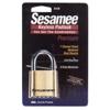 CCL Sesamee Keyless Padlocks, 5/16 In Diam., 1 In L X 1 In W, Brass, Corbin CCL 197-K436