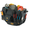 CLC Custom Leather Craft Megamouth Tool Bag, 31 Compartments, 12 In X 18 In CLC 201-1163
