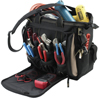 CLC Custom Leather Craft Soft Side Tool Bags, 21 Compartments, 11 In X 11 In CLC 201-1578