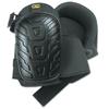 CLC Custom Leather Craft Professional Tread-Pattern Kneepads, Slide Buckle, Black CLC 201-345