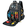 CLC Custom Leather Craft Tech Gear Lighted Backpack, 53 Compartments, 16 In X 13 In CLC 201-L255