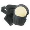 CLC Custom Leather Craft Plastic Cap Swivel Kneepads, Hook And Loop, Black/White CLC 201-V230