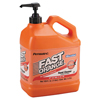 Heavy Duty Hand Cleaner: Permatex - Fast Orange Pumice Lotion Hand Cleaners, Citrus, Bottle W/Pump, 1 Gal
