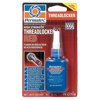 Devcon Permatex High Strength Red Threadlocker, 10 mL , 1/4 In - 3/4 In ORS 230-27110