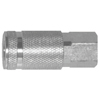 Ring Panel Link Filters Economy: Dixon Valve - Air Chief Industrial Semi-Auto Couplers, 1/4 X 1/4 In (Npt) F