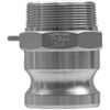 Dixon Valve Global Type F Adapters DXV 238-G100-F-AL