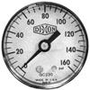 Dixon Valve Standard Dry Gauges DXV 238-GC235