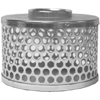 Plumbing Equipment: Dixon Valve - Threaded Round Hole Strainers