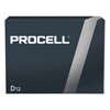 Duracell Duracell Procell Batteries, Non-Rechargeable Alkaline, 1.5 V, D, 1 Per Pack DUR243-PC1300