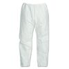 DuPont Tyvek Pants Elastic Waist, Large DUP251-TY350S-L