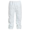 DuPont Tyvek Pants Elastic Waist, X-Large DUP251-TY350S-XL