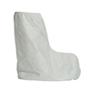 Shoe Covers: DuPont - Tyvek Boot Cover With Skid-Resistant Sole, White