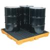 Pallets: Eagle Manufacturing - 4-Drum Modular Platforms