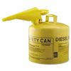 Eagle Manufacturing Type l Safety Cans EGM 258-UI-50-FSY