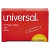 Universal Universal® Paper Clips UNV 72210BX