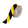 Brady Toughstripe Floor Marking Tape, 2 In X 100 Ft, Black/Yellow BRY 262-104317