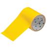 Brady Toughstripe Floor Marking Tape, 4 In X 100 Ft, Yellow BRY 262-104372