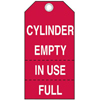 Brady Cylinder Status Tags BRY 262-17927