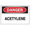 Brady Chemical & Hazardous Material Signs BRY 262-22292
