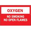Brady Chemical & Hazardous Material Signs BRY 262-25138
