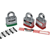 Brady Padlock Lockout Labels BRY 262-45585