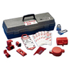 Brady Lockout Tool Box with Components BRY262-65289