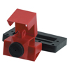 Brady Oversized Breaker Lockout Devices, 480/600V, Red BRY 262-65329