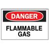 Brady Chemical & Hazardous Material Signs BRY 262-72230
