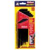 Eklind Tool 13-PC Ball-Hex-l-WrenchKey Set Long Series ORS 269-13213