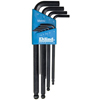 Eklind Tool 9-PC Metric Ball-Hex-l-Wrench Key Set ORS 269-13609