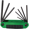 Eklind Tool 8 Pc Ergo-Fold Torx Keyset EKT 269-25582