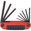 Soft Shell Compact: Eklind Tool - Ergo-Fold™ Hex Key Sets