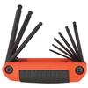 Eklind Tool Ergo-Fold™ Hex Key Sets EKT 269-25919