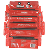Ring Panel Link Filters Economy: Eklind Tool - Power-T Ball-Hex Key Sets, 9 Per Set, Ball-Hex Tip, Inch, 9 In Handle