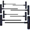Ring Panel Link Filters Economy: Eklind Tool - Power-T Hex Key Sets, 8 Per Set, Hex Tip, Metric, 9 In Handle