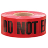 Traffic Safety Safety Tapes: Empire Level - Safety Barricade Tapes