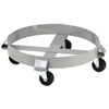 E.R. Wagner Drum Dollies, 55 Gal, 5-Wheel, 1,400 Lb, 6 1/2 In H ORS 274-2F004378790E